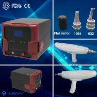 Cheap Best quality 3 probes q switch nd:yag tattoo removal laser machine,best price for sale