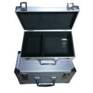China Hard Custom Aluminum Tool BoxesLightweight Tool Carrying Case on sale
