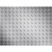 China Stainless steel diamond plate sheets 316Ti, 317L with 0.1mm - 120mm Thincknness on sale