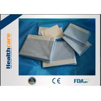 Buy cheap Latex-free Disposable Surgical Pack Non Woven Absorbent Thyroid Pack By CE/ISO from wholesalers
