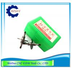 Cheap HS Wire Cut EDM Machine 067 WEDM Guide Wheel / Jiahe Pulley Wheel 26*42.5mmL for sale