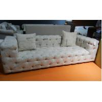 French Style Linen Fabric Sofa Provincial Sofa Country Sofas Sectional Furniture Of Ec91117207
