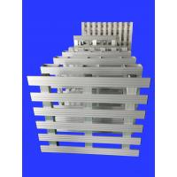 Cheap Reinforced Aluminium Steel Pallet For Factory / Warehouse Storage for sale