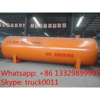 Cheap ASME factory price CLW brand 100,000L bulk lpg gas storage tank for sale, best price 100m3 surface lpg gas storage tank for sale