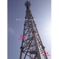 Cheap Free standing steel lattice tower for sale