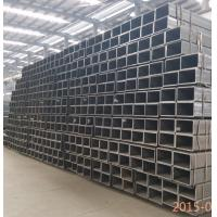 Cheap China factory price Q345b Square Steel Hollow Section with Oiled Surface for sale
