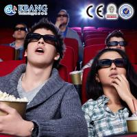 Cheap mainland professional 3d 4d 5d 6d cinema theater movie system suppliers for sale
