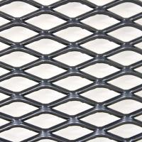 Cheap Plastic Coating Galvanized Steel Expanded Wire Mesh For Road Fence for sale