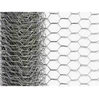 Cheap Utility Galvanized Hexagonal Chain Link Wire Mesh Fencing For Garden Zone 24 Inch X 50 Ft for sale