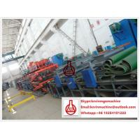 Quality Grade A Fire Resistant Magnesium Oxide Board Production Line with Surface Treatment wholesale