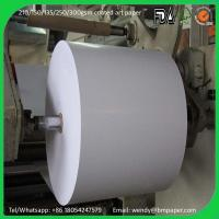 Cheap 100% virgin wood pulp 115gsm C2S glossy art paper couche paper price for sale