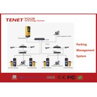 Cheap TCP / IP Protocal Parking Lot Management System Lower Power Consumption for sale