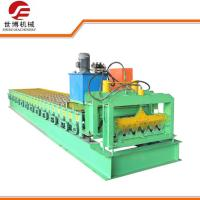 Cheap 57-177-910 Circular Arch Automatic Corrugated Iron Roofing Sheet Making Machine for sale
