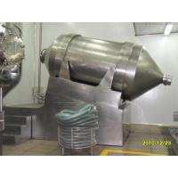 Cheap 10 - 30 Minutes Mixing Food Tumbler Mixer , Two Dimension Rotating Drum Mixer for sale