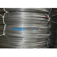 Cheap TP316 / 316L / 316Ti Stainless Steel Coiled Tubing SS Seamless Pipe Standard for sale