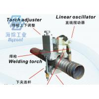 Cheap OD 60mm-5000mm Automatic Pipe Welding Machine For Big Diameter Carbon Steel Pipe for sale