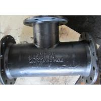 Quality Ductile Iron All Flanged Tees wholesale