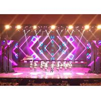 Cheap full color hd quickly disassembled high brightness image rental displays for stage wholesale