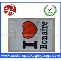 Heavy Duty Die Cut Handle Printing On Plastic Bags For Shopping HDB10