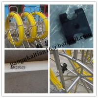 Cheap Yellow Duct Snake,Non-Conductive Duct Rodders,Fiber snake for sale