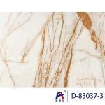 Cheap Durbale Marble Grain Pvc Film Roll Suitable Wall Panel Convenient Construction for sale