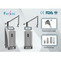Cheap Best price high engery co2 laser fractional skin resurfacing scar removal machine for clinic use for sale