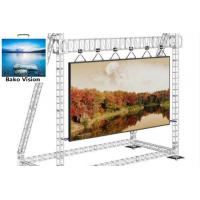 Cheap Outdoor Stage Led Stage Display Screen P3.91 IP65 Waterproof Tool Less Installation for sale