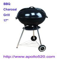 Cheap BBQ Charcoal Grill, 17inch for sale