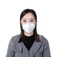 Cheap Breathable Anti Dust Face Mask / N95 Protective Mask For Machining for sale