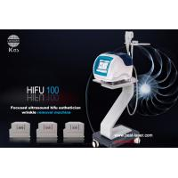 Cheap Ulthera Ultherapy Hifu High Intensity Focused Ultrasound Skin Tightening Machine for sale