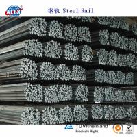 Buy cheap Chinese standard Light steel rail GB9KG for mine ore from wholesalers