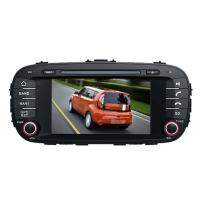 Cheap KIA DVD Player gps navigation system with wifi bluetooth sat nav for kia soul for sale