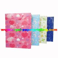 Cheap good quality customize colorful paper bag/gift bag made in guangzhou for sale