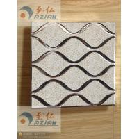 Cheap Roller coating Aluminum Ceiling Tiles for Interior Decorations for sale