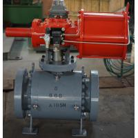 """Buy cheap Pipeline 2 / 4 / 60"""" Ball Valve with Carbon Steel / Low Alloy Steel Material OEM from wholesalers"""