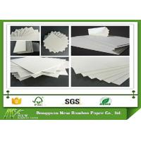 Buy cheap Thickness 1.28mm Grey board for printing industry / education / exercise books from Wholesalers