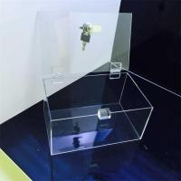 Cheap wholesale latest design clear acrylic candy box wholesale