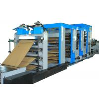 Cheap Energy Saving Cement Paper Bag Making Machine Flexo Printing High Output wholesale