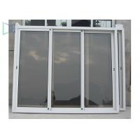 Cheap Residential Aluminium Sliding Windows And Doors / Double Glass Sliding Window for sale