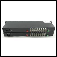 Cheap Optic video transceiver with 16-channel video transmission for sale