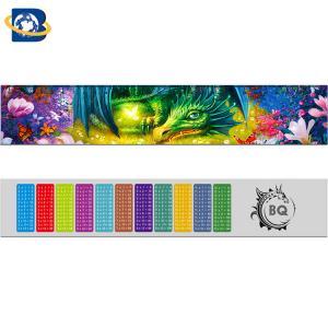 Buy cheap Fantastic 3D Lenticular Printing Ruler 0.9mm PET+157g Paper Material from wholesalers