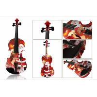 China New Popular Advanced Spruce  Violin For Christmas Day on sale