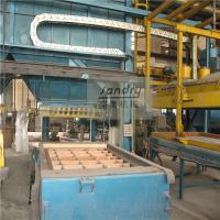 Cheap automatic molding line used casting flask for sale