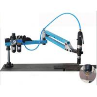 Cheap Aluminum Tube Pneumatic Air Tapping Machine Flexible With 400 RPM Spindle Speed for sale