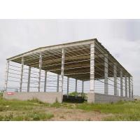 China Light Steel Building Warehouse Construction Steel Structure Garage on sale