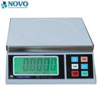 China LCD Electronic Weighing Scale Auto Zero Tracking Rechargeable Battery Operated on sale