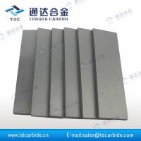 China high hardness yg8 tungsten carbide saw blade for cutting fibrous plaster on sale