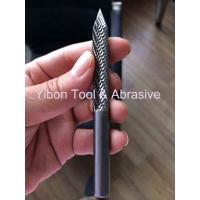 Cheap Manufacture 6mm Diameter tire repair Carbide rotary cutters / Tire grinding burrs for sale