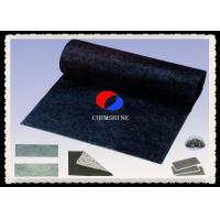 High Strength Activated Carbon Felt 3MM Thickness For Less Airflow Resistance