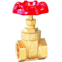 Cheap CW617N forged Brass bronze water Gate Valve , With Non-rising Stems,Threaded Bonnet DN design for sale
